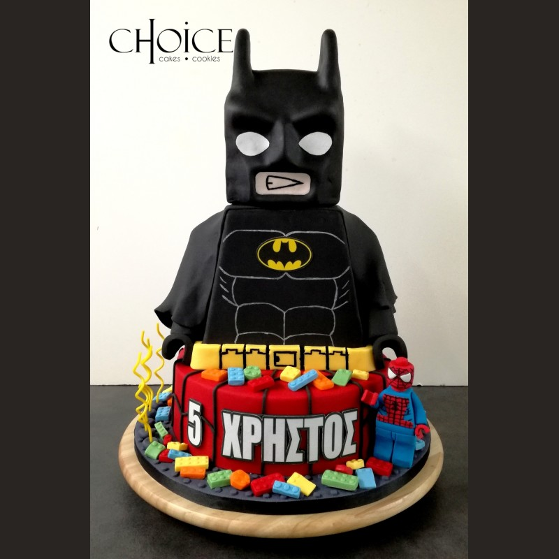 Τουρτα Lego batman 2