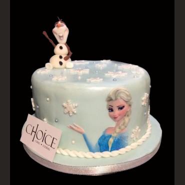 Τούρτα Elsa