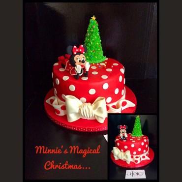 Τούρτα Minnie 2