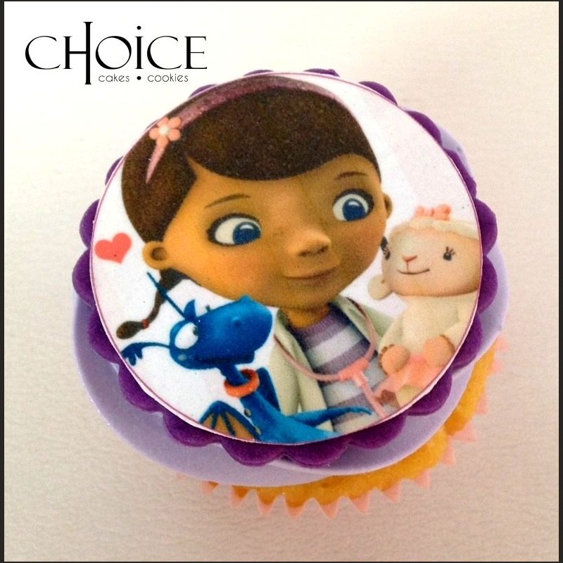 Cupcakes Little doctor
