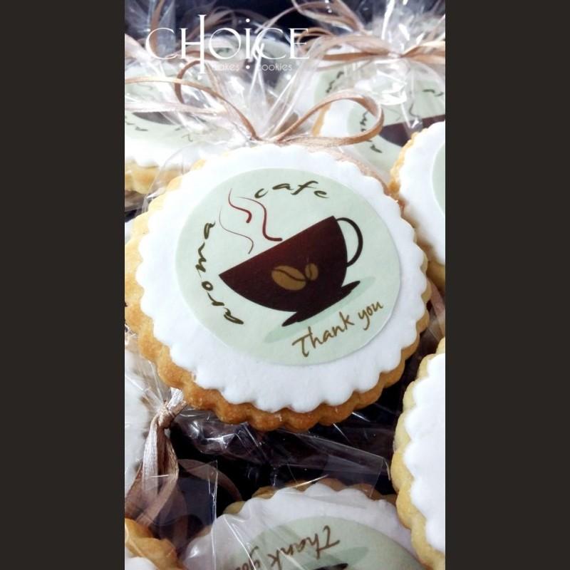 Μπισκότο με Εταιρικό Logo