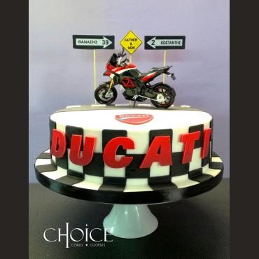 Τούρτα Ducati