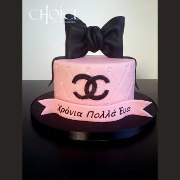 Τούρτα Chanel