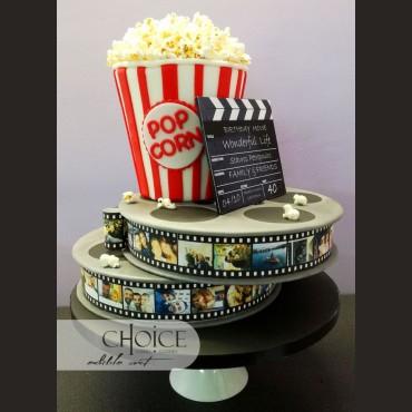 Τούρτα Cinema