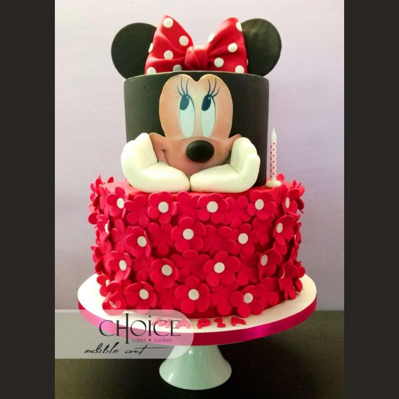 Τούρτα Minnie 5