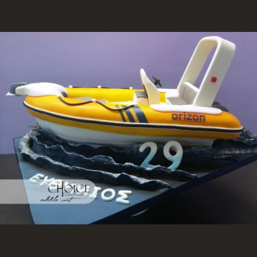 Τούρτα Σκάφος