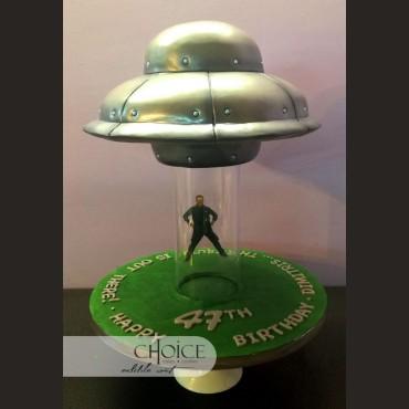 Τούρτα UFO